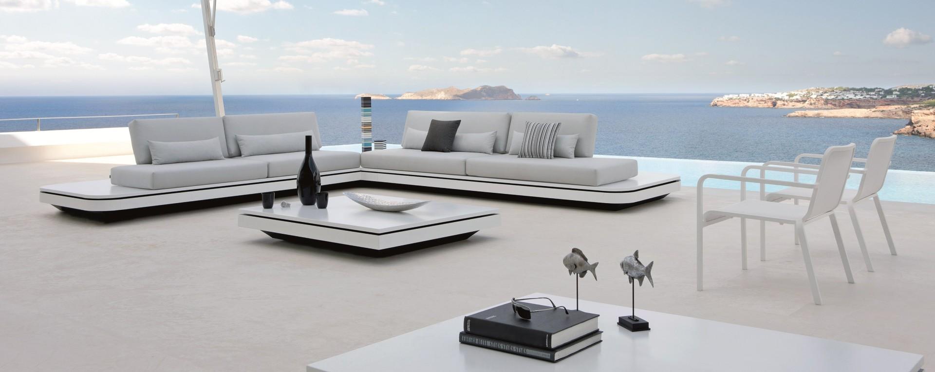 Salon salon de jardin design luxe meilleures id es - Mobilier de jardin en palette aixen provence ...