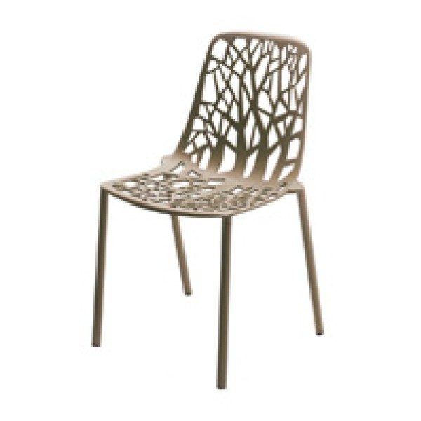 Chaise Jardin Design FAST Forest NIWAKI MOBILIER DE JARDIN EXTERIEUR
