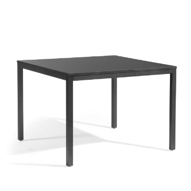 Table de repas de jardin manutti quarto mobilier de for Table exterieur 3 metres