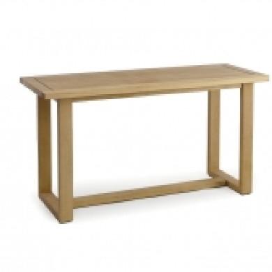 Console d 39 ext rieur manutti sienna mobilier de jardin - Mobilier jardin teck entretien aixen provence ...