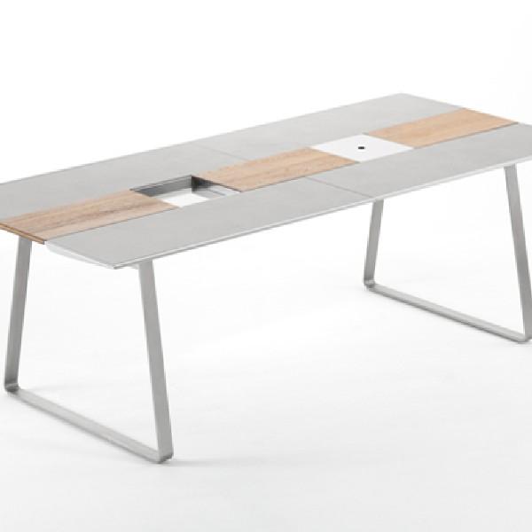 table de repas de jardin extensible -EGO : extrados MOBILIER DE ...